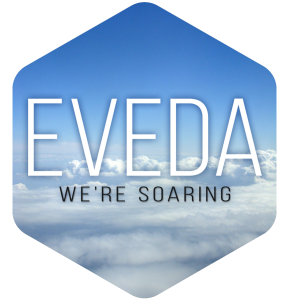 New EVEDA Logo and Tagline