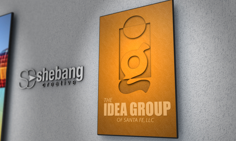 The Idea Group Logo Designed by Shebang Creative