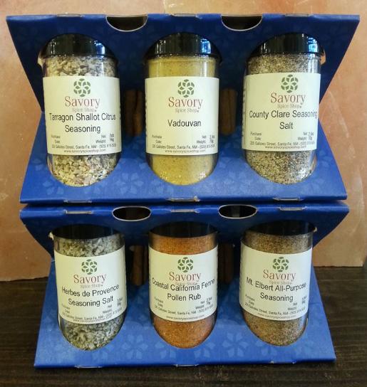 Branding a Santa Fe Spice Shop : Once a Day Marketing