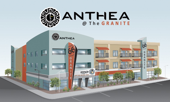 Pony Jo Urban Market Will be Located in New Anthea in Albuquerque, NM