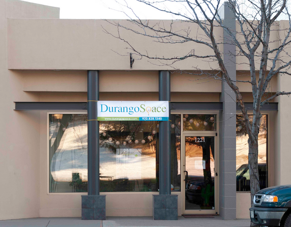 DurangoSpace, a co-working facility in Durango, Colorado