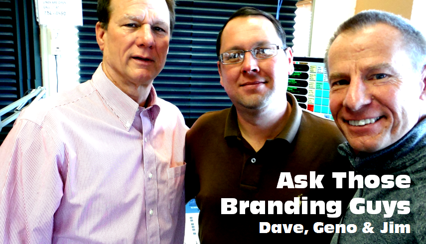 Ask Those Branding Guys in the Studio at KVSF 101.5 FM