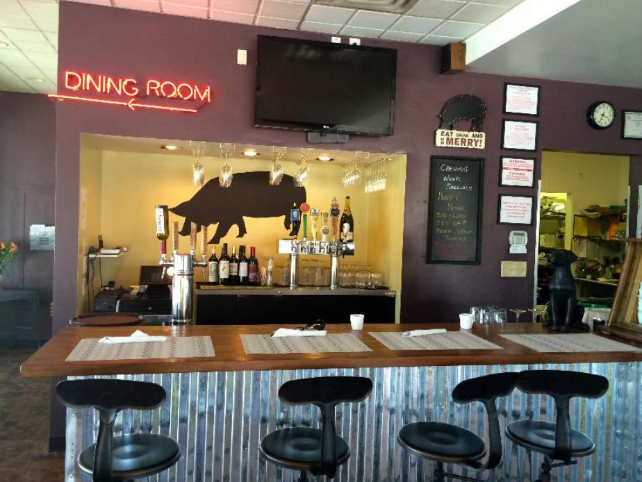 Loyal Hound Pub, Santa Fe, New Mexico