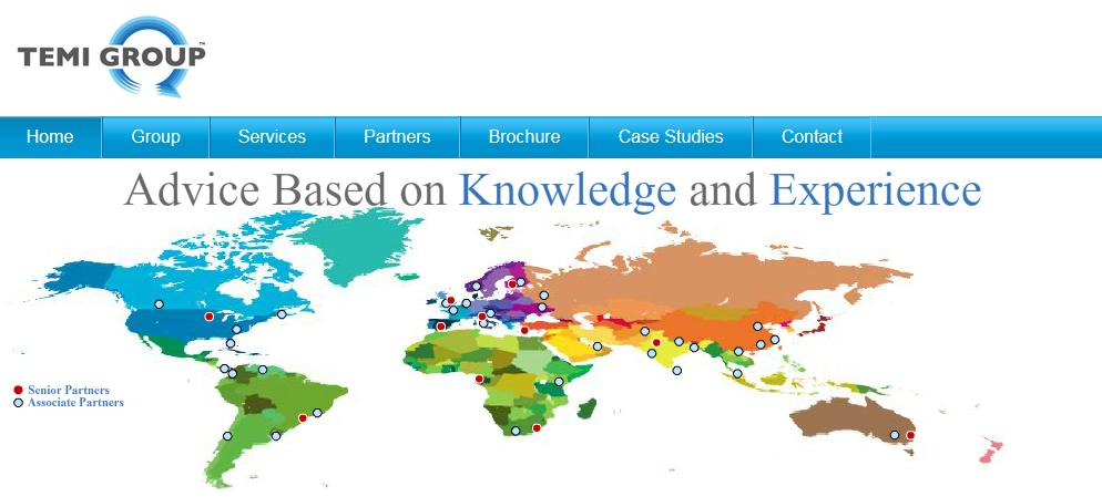 Temi Group, a Global Security Company