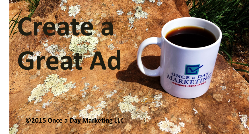 Create a Great Ad