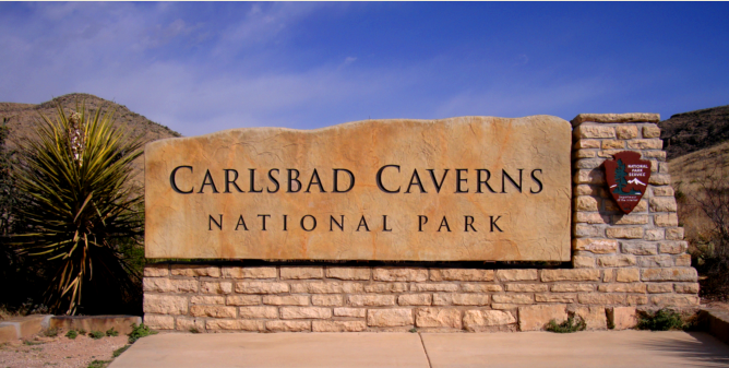 Carlsbad Caverns National Park, a Major Attraction for the Region