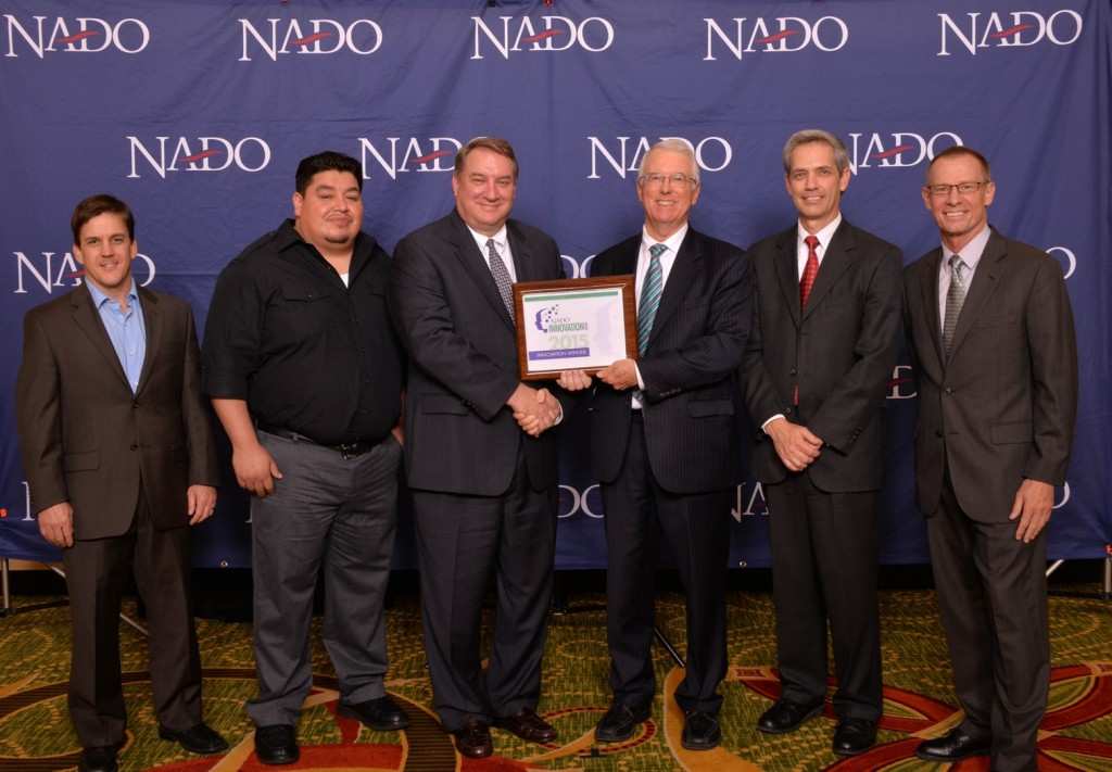 Ristra Project Honored with 2015 NADO Innovation Award