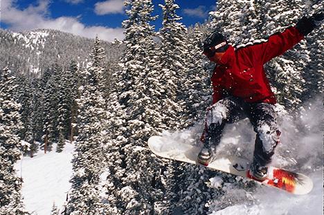 New Mexico True Skiing