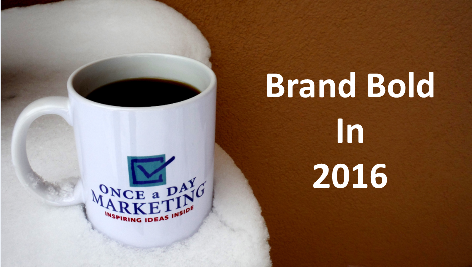 The Right Branding Mindset for the New Year