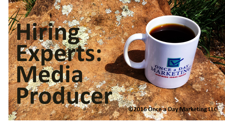 Find a Media Producer That Sees Your Vision