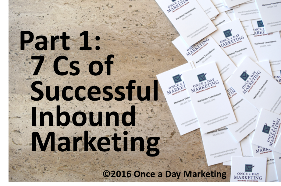7 cs of marketing These '7 cs' are essential categories of supply chain practices that help  companies grow by  94 journal of marketing development and  competitiveness vol.