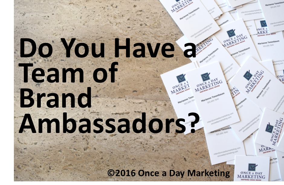 Every Employee is a Brand Ambassador