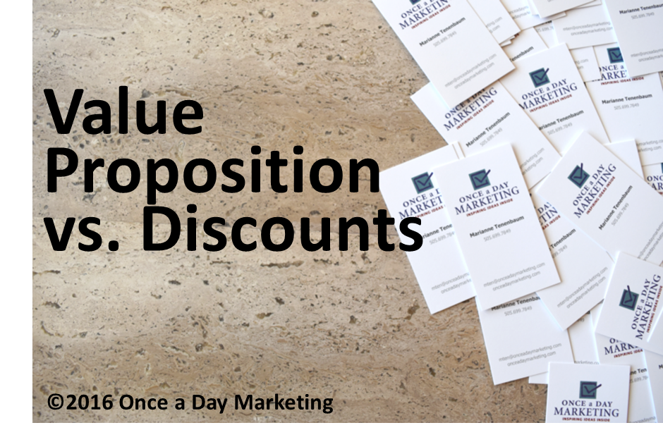 Earn Customer Business Through a Strong Value Proposition