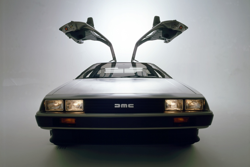 Back to the Future with the New DeLorean