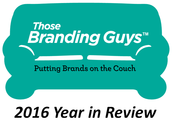 A Great Year of Branding & Marketing Tips