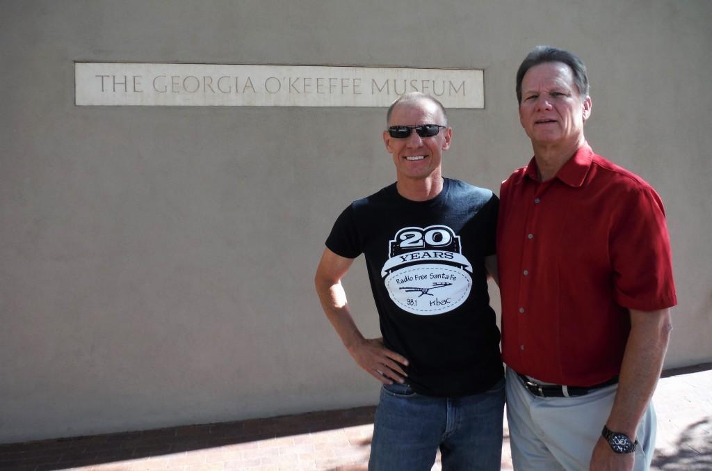 Those Branding Guys Jim Glover and Dave Hayduk (right)