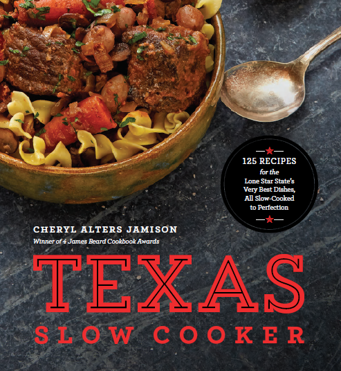 Cheryl's New Book - Texas Slow Cooker